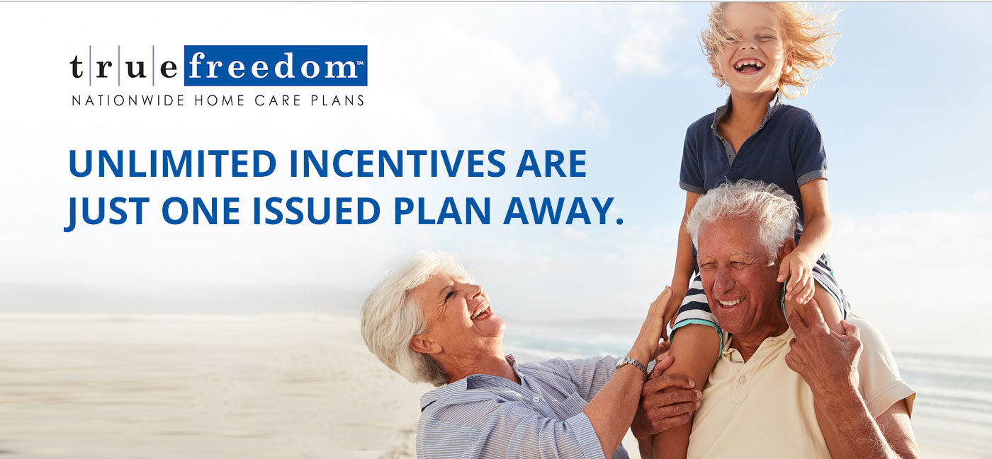TRUE FREEDOM | Unlimited Incentives Are Just One Issued Plan Away